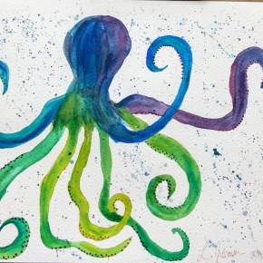 Leanna Jensen - Octopus's Garden