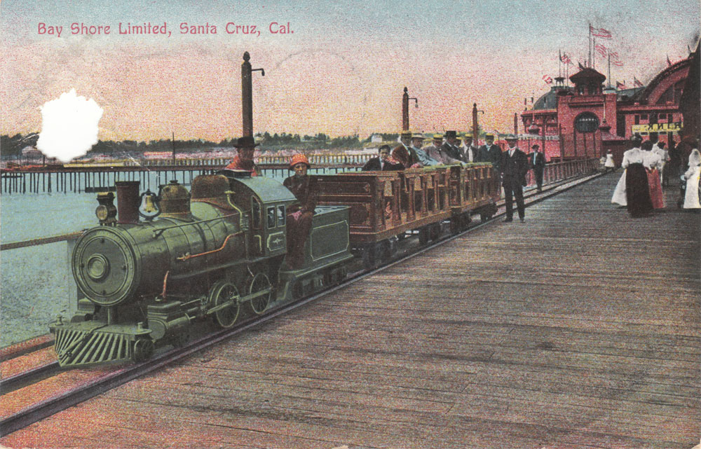 Bay Shore Limited, Santa Cruz, Cal.
