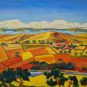 João De Brito - Tapestry of Life #1