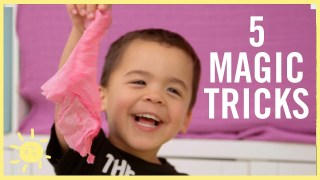 Video: Magic Tricks for Kids