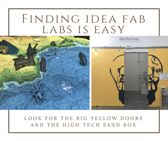 You found the Idea Fab Labs!