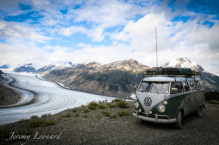 Iconic Adventures with Volkswagen Bus Trippers