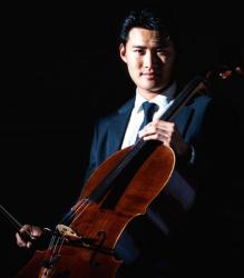 Jonah Kim - Santa Cruz Symphony's New Principal Cellist