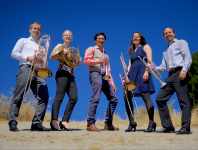 Spotlight on Brass Over Bridges : Santa Cruz Symphony Recital
