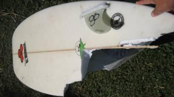 Surfboard Ding Repair San Diego