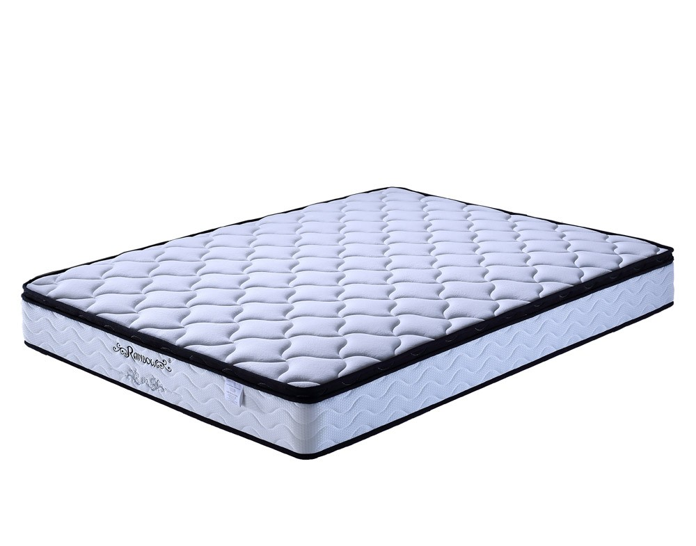 Bonell Spring With Cushion Top Double Mattress Local Shops Wellington