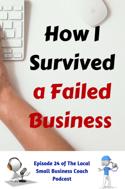 Surviving a Failed Business