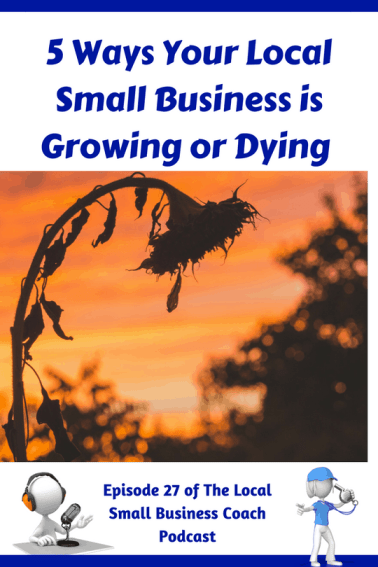 business dying