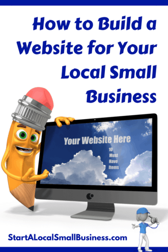 How to Build a Website for Local Small Business