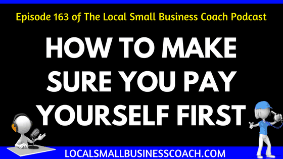 How Do You Pay Yourself First?