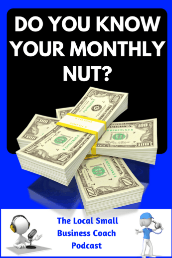 How Much Money Do You Need to Cover Your Monthly Expenses and Keeping Your Business Open?