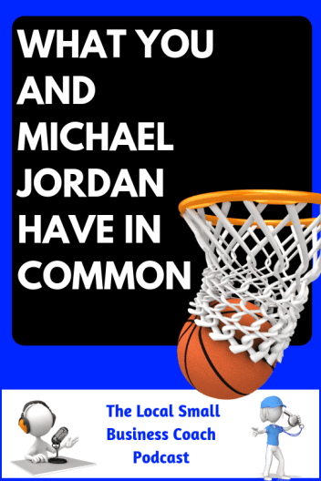 What You and Michael Jordan Have in Common