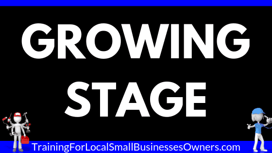 Growing a Local Small Business