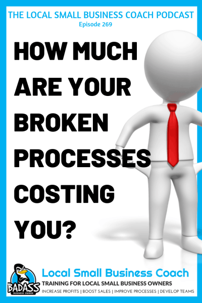 How Much are Your Broken Processes Costing You?