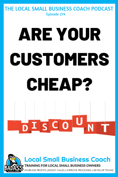Why Are Customers So Cheap?