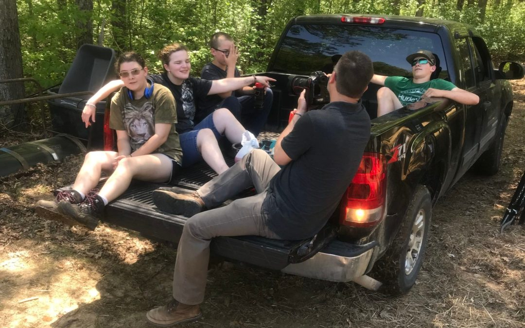 Richmond Times Dispatch – When a Farm is Your Classroom