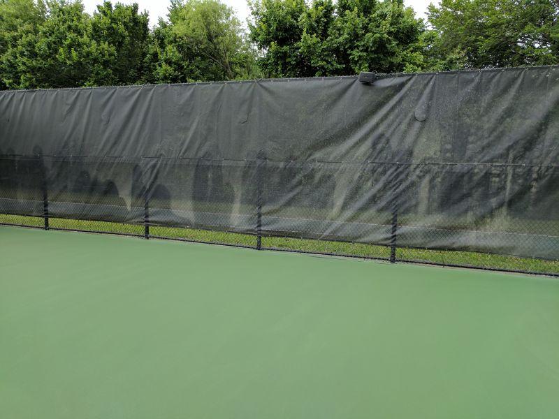 Tennis Court Squeegee Blade