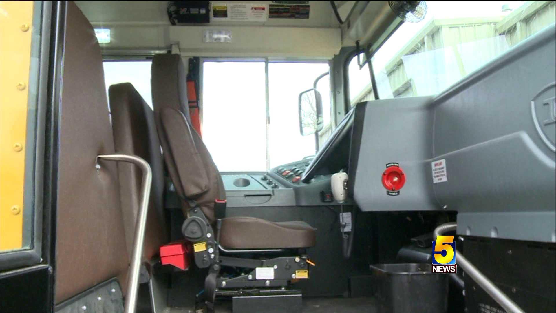 School Bus Drivers Parents Brace For Cold Weather