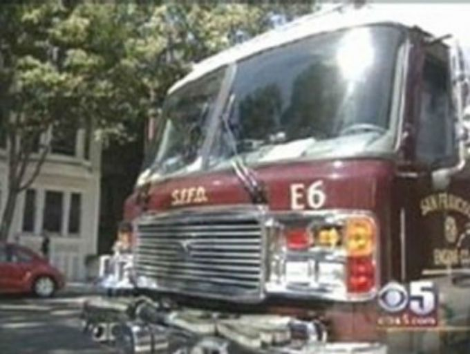 SF Firefighters Accused Of Peeing In Bed Of Female Firefighter In 'Egregious Harassment' Case — CBS San Francisco