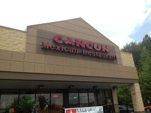 Cancun Mexican Restaurant Alamance County NC LocalWiki