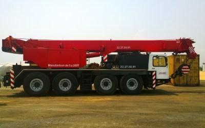 Grue Mobile LTM 1060 – 60 T