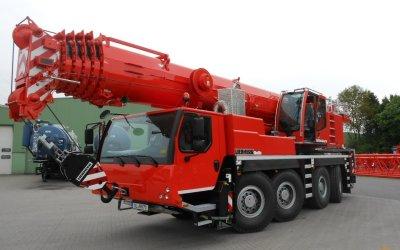 Grue Mobile LTM 1090 – 90 T