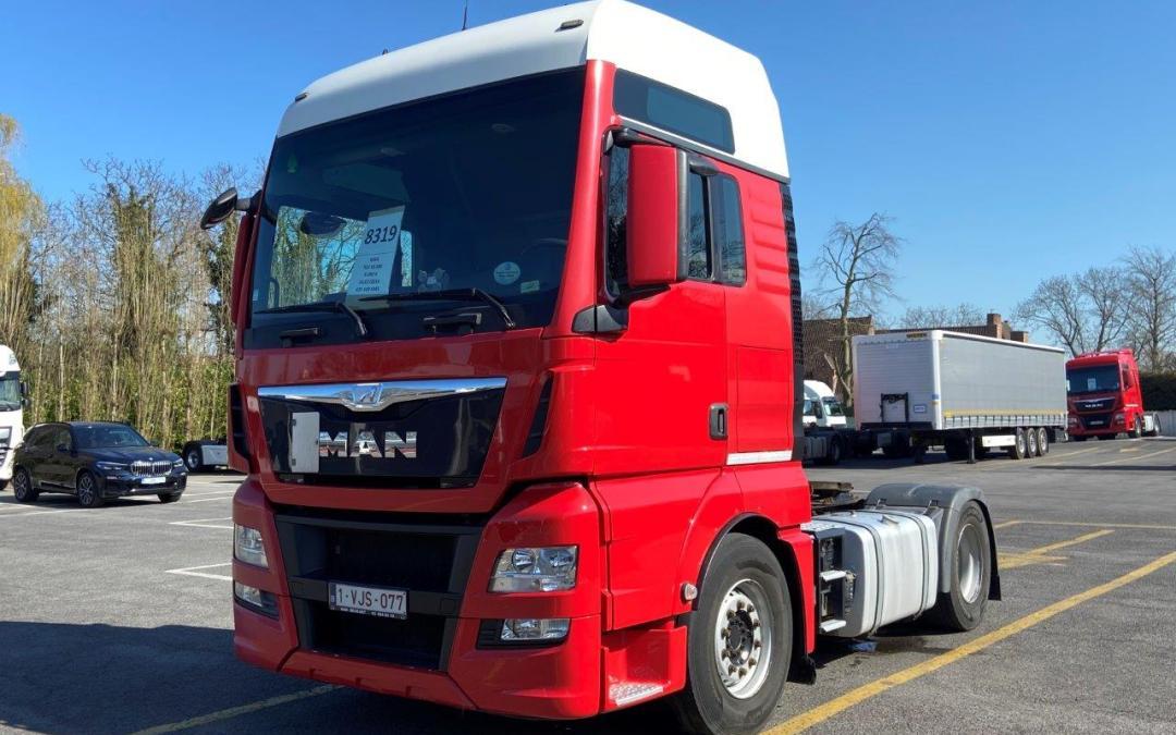 Camion MAN 18.480 4×2
