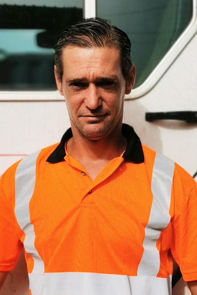 Vincent Carron - Directeur des Opérations