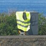 """""""Y fodra fé ek nou!"""": Les radars de La Réunion solidaires avec le mouvement de protestation du 17 novembre"""