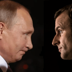 """""""Ecoute Manu, cé pa ou y sa aprende amoin koman languète bande manifestant!""""dit Poutine devant Macron"""