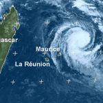 La zone Océan-Indien en pré-alerte tempêtique avec un possible passage en semi-alerte tornadique à 12h
