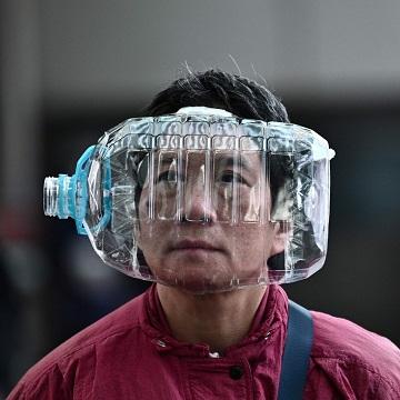 TOPSHOT-HONG KONG-CHINA-HEALTH-VIRUS