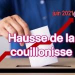 L'INSEE prévoit une très forte croissance de la couillonisse à l'approche des élections régionales en juin 2021