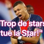 """Football: Kylian Mbappé quitte le PSG car il y aurait """"trop de stars dans l'équipe"""""""