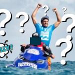 Jeremy Flores prend sa retraite de surf : selon un étude très sérieuse, 99% des Réunionnais s'en fichent sportivement