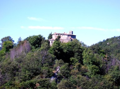 Vista della Rocca