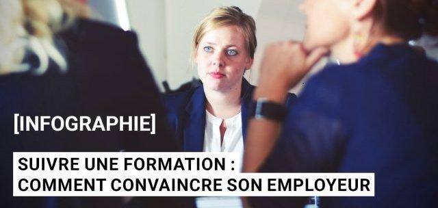 Suivre une formation, comment convaincre son employeur ?