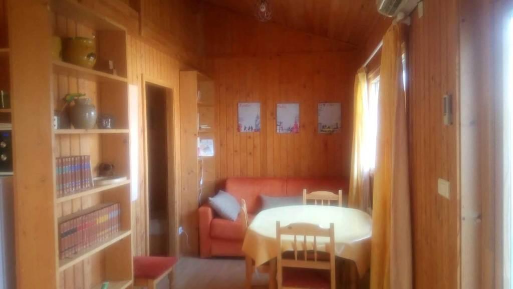 Chalet 25 - Intérieur Salon