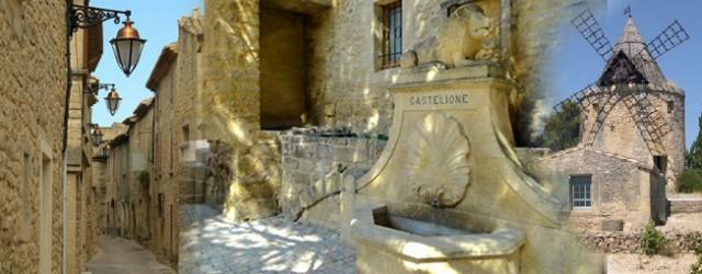 Location De Chambres Dhtes De Charme Castillon Du Gard