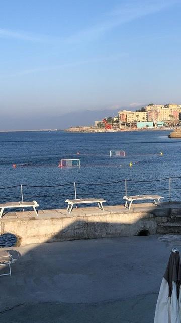 1^ Torneo delle Spiagge di Genova : I Risultati