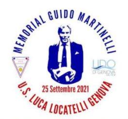 Memorial Guido Martinelli ai Lido di Genova