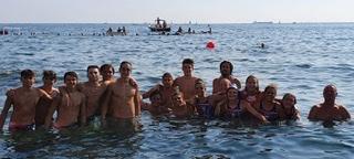 Torneo di pallanuoto in mare 17ª edizione