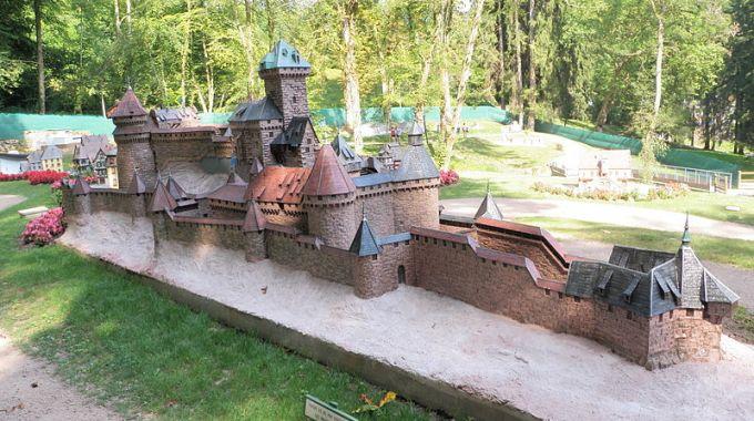 Parc Miniature De Plombières Les Bains (16)