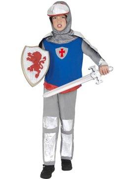 Costume enfant chevalier lion