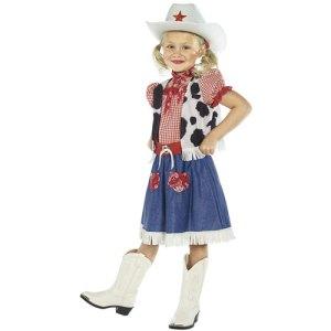Costume enfant mignonne cowgirl