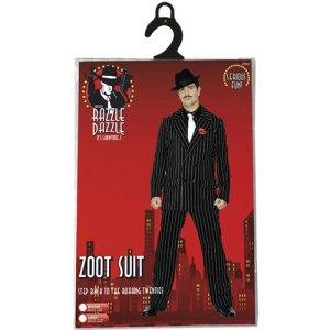Costume homme années 40 pochette