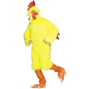 Costume homme poulet volant