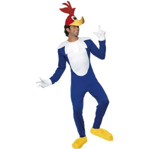 Costume homme Woody Woodpecker