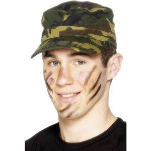 Casquette armée camouflage