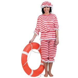 Costume femme baigneuse années 20